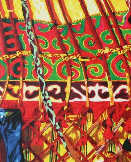 24.02. – 21.04.2019 GLOBAL ARTIST – Eindrücke von Kirgistan bis New York