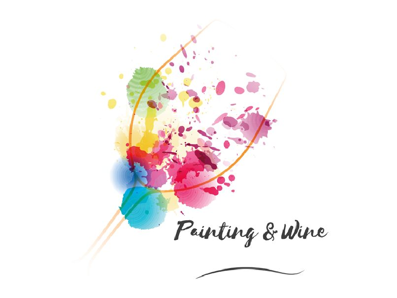 Painting & Wine
